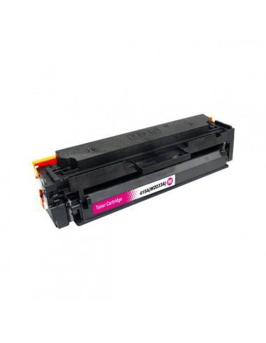 HP 415A W2033A | (2100 copie) (M) | Toner Comp. Reman. senza
