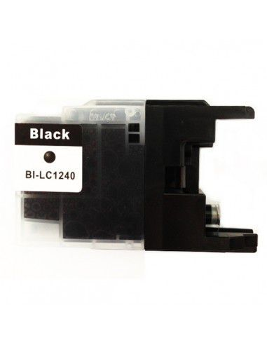 Cartridge for Printer Brother LC 1240 XL Black compatible