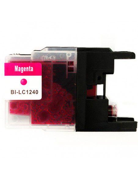 Cartucho para impresora Brother LC 1240 XL Magenta compatible