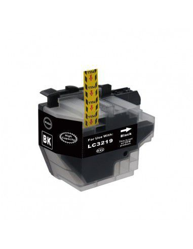 Cartridge for Printer Brother LC 3219 XL Black compatible