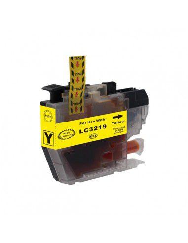 BROTHER LC 3219 XL | 1500 copie (Y) | Inkjet Comp. Reman.