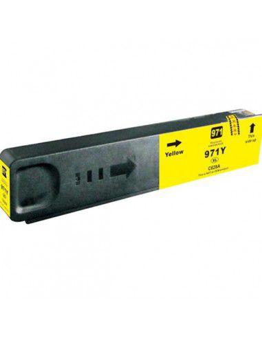 Patrone für Drucker Hp 970 XL Gelb...