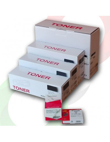 Toner for Printer Hp CE252A Yellow compatible