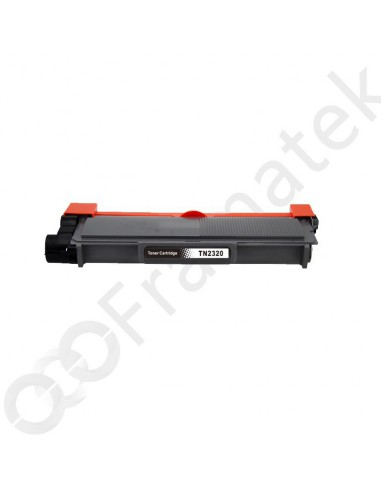 Tóner para impresora Brother TN 2310, 2320 compatible con negro