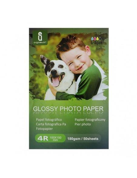Carta Fotografica formato A6 (10cm X 15cm) - 50 Fogli - 180gr