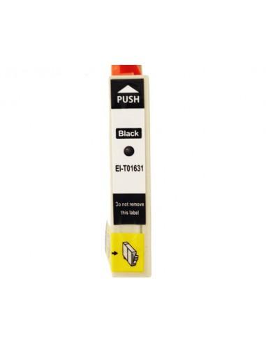 EPSON 1631 | 14ml (BK) | Inkjet Comp. Reman.