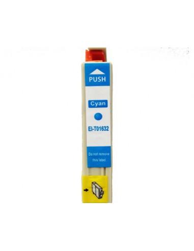 Cartouche pour imprimante Epson 1632 Cyan compatible