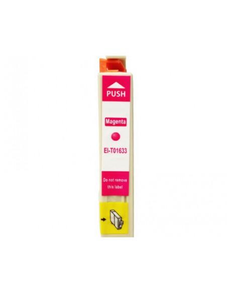 Patrone für Drucker Epson 1633 Magenta kompatibel