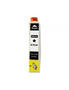 EPSON 1281 | 10.5ml (BK) | Inkjet Comp. Reman. EI-T1281 0,65€