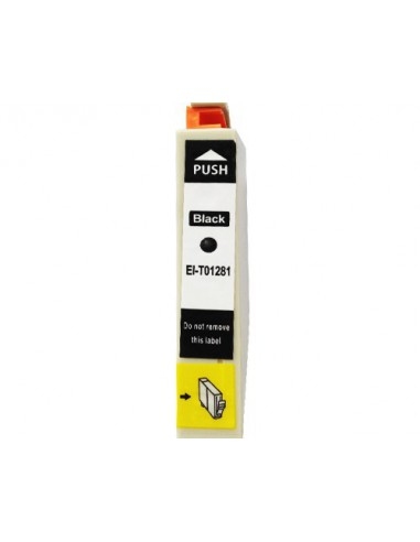 Cartridge for Printer Epson 1281 Black compatible