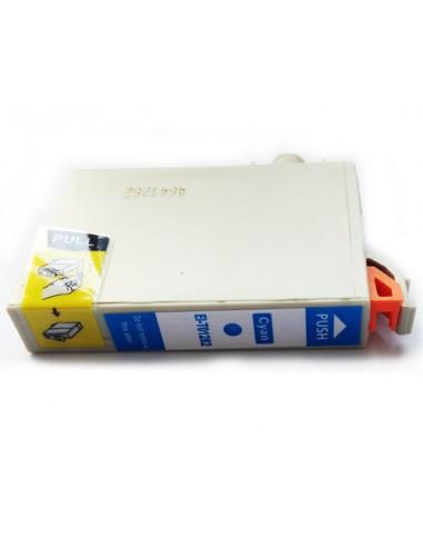 Cartucho para impresora Epson 1282 Cian compatible