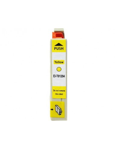 Cartridge for Printer Epson 1284 Yellow compatible