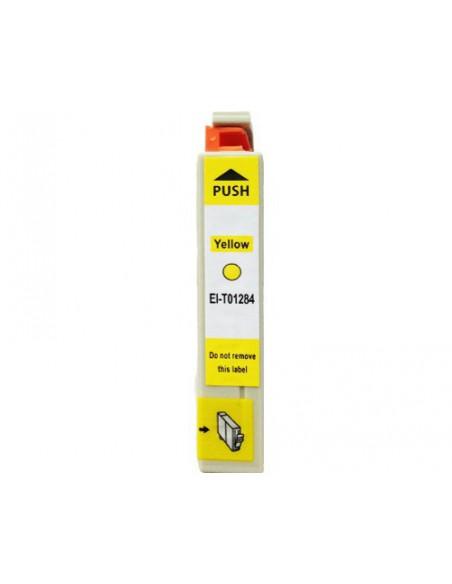 Cartucho para impresora Epson 1284 Amarilla compatible