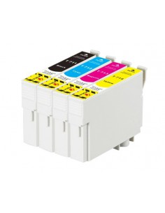 EPSON 712 | 14ml (C) | Inkjet Comp. Reman. EI-T0712 0,95 €