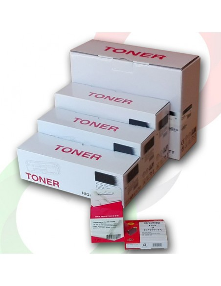 Toner for Printer Dell D 1250 Yellow compatible