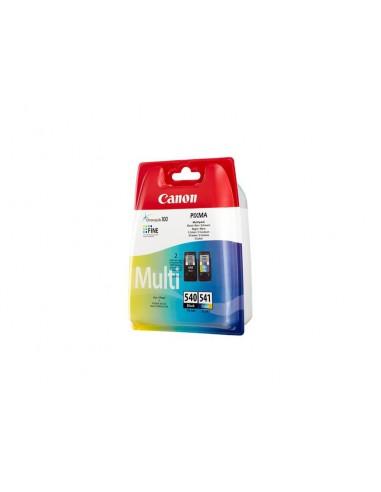 Cartuccia Originale Multipack CANON PG 545 XL CL 546 XL | 15ml (BK) 13ml (CMY) | PG-545XL CL-546XL Photo Value Pack - Vendita...