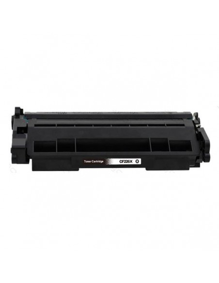 HP CF226X | (9000 copie) (BK) | Toner Comp. Reman.