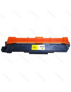 BROTHER TN247   (2300 copie) (Y)   Toner Comp. Reman. BT-TN247Y 30,44€