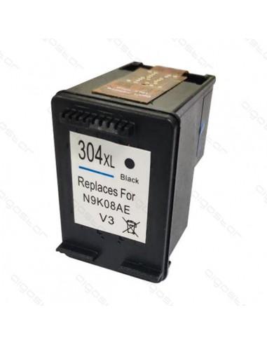 Cartouche pour imprimante Hp 304 XL Noir compatible